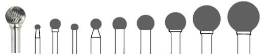 D Series Ball Shape